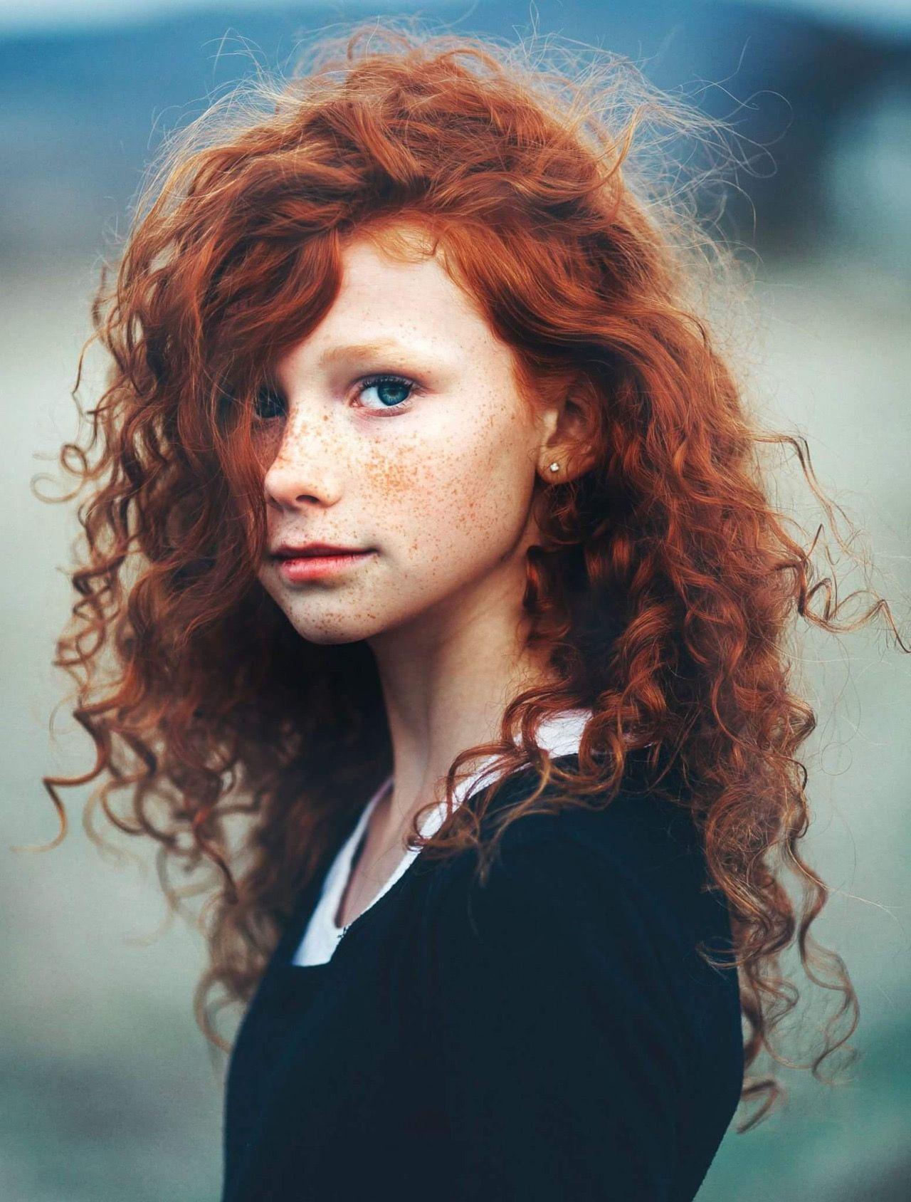 Misha redhead teen