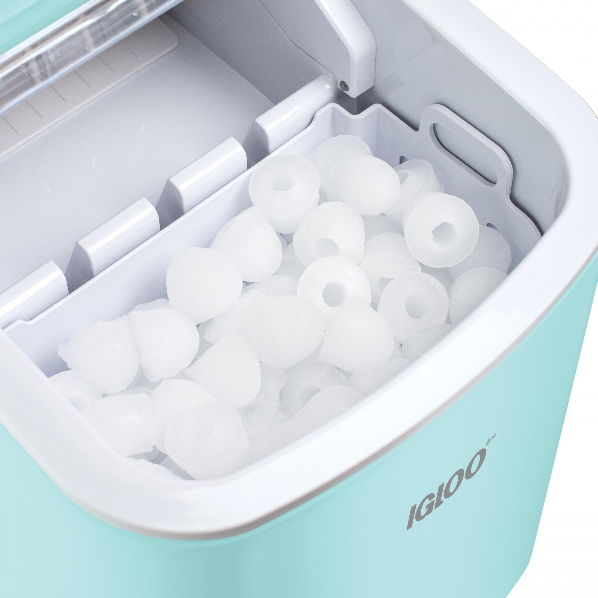 Igloo Iceb26hnaq 26 Pound Automatic Self Cleaning Portable