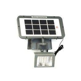 Projecteur ext rieur solaire haute puissance s 39 allumant - Projecteur solaire exterieur ...