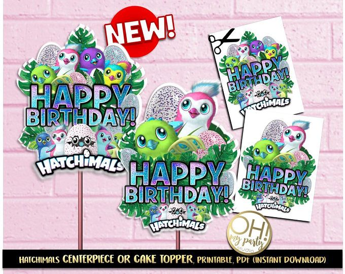 Hatchimal Birth Certificate The