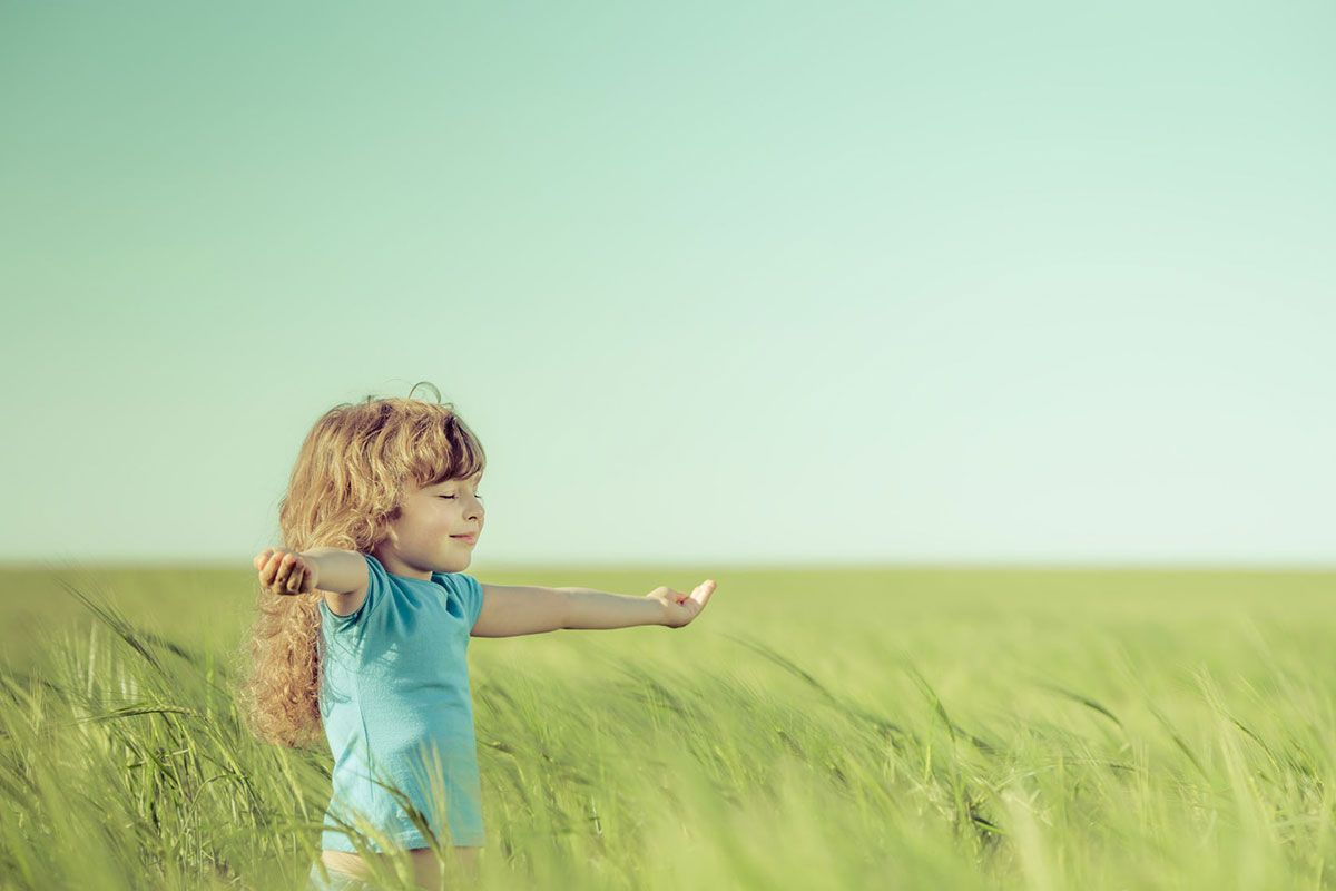Teaching your toddler deep breathing Mindfulness