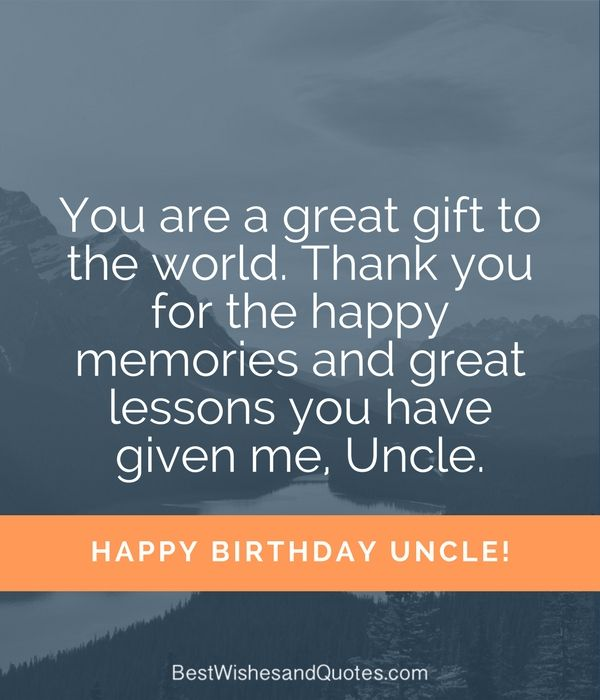 Happy Birthday Uncle Happy Birthday Uncle Happy Fathers Day Message Happy Birthday In Heaven
