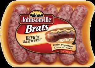 My favorite of the Johnsonville lineup! Johnsonville