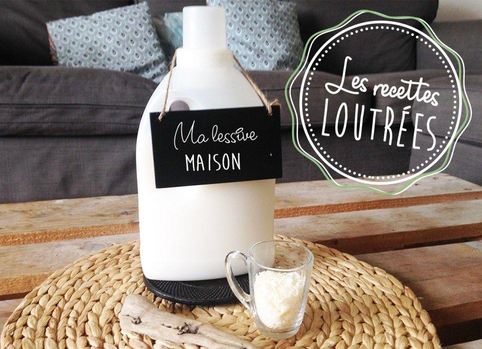 Recette De Lessive Maison Au Savon De Marseille Recette De