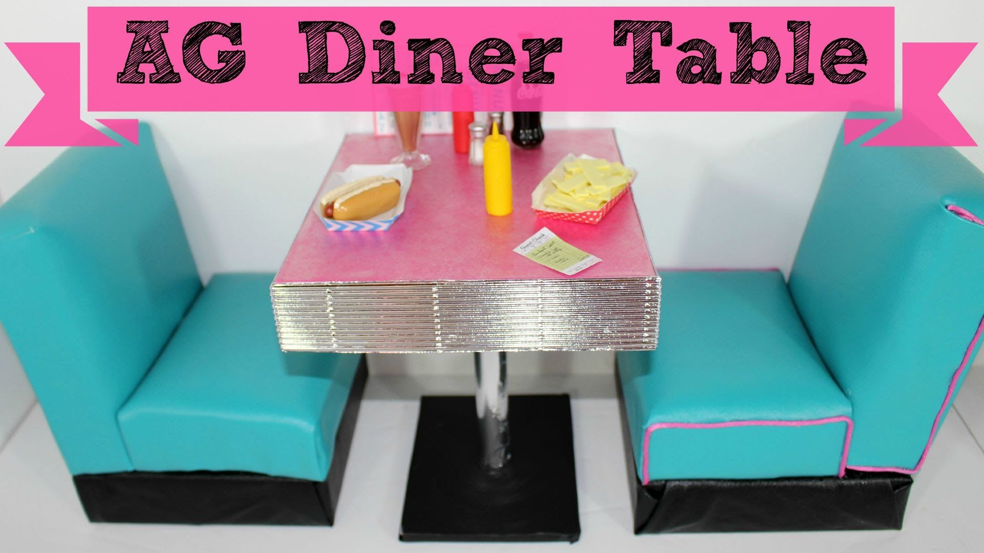 DIY Diner Table