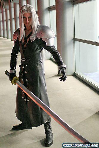 Best Sephiroth Cosplay Best Cosplay Im Serious Best