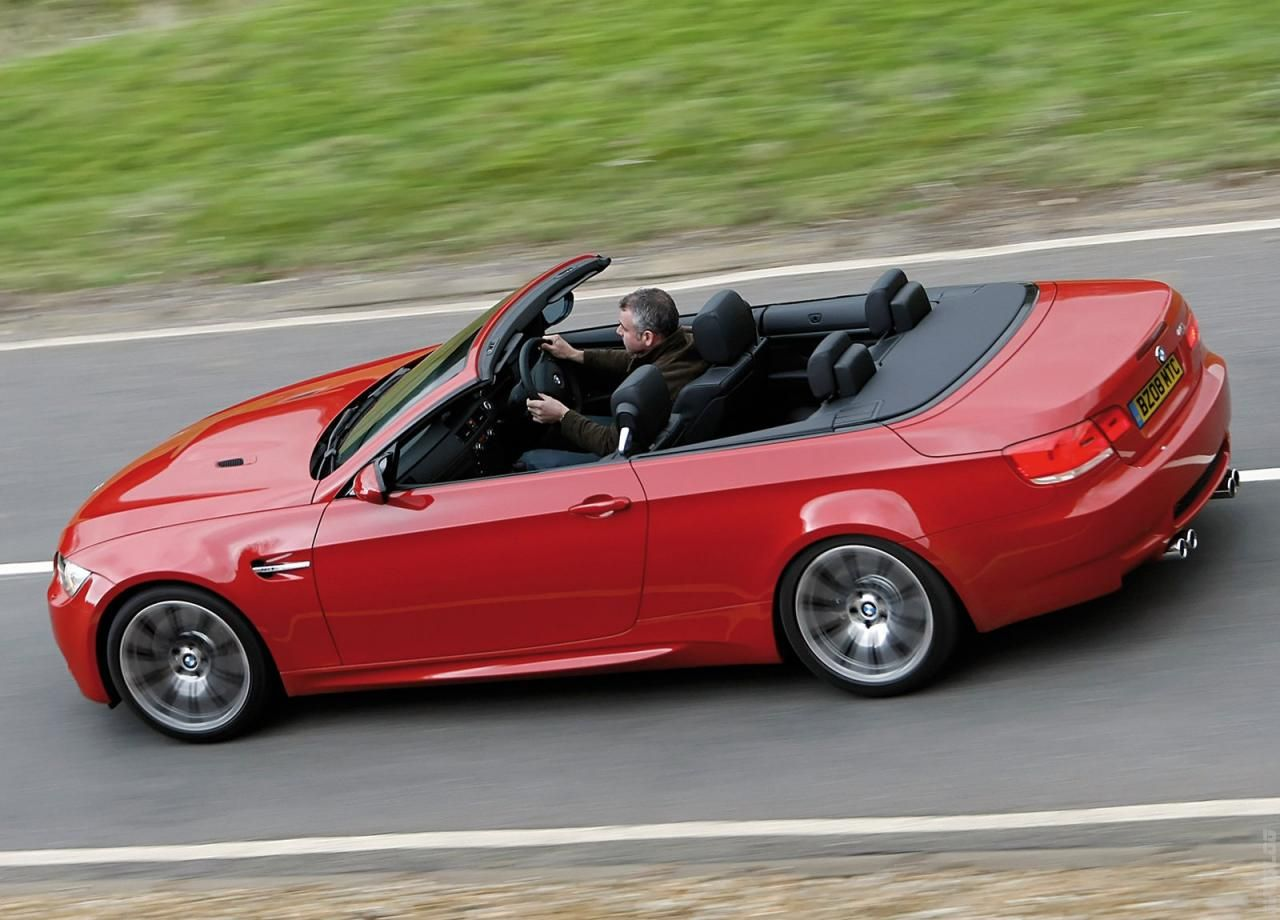 2009 BMW M3 Convertible UK Version | BMW | Pinterest | 2009 bmw m3 ...