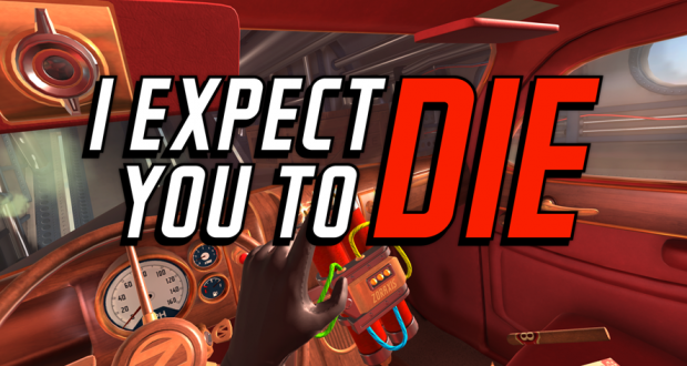I Expect You To Die Game (With images) Die games, Game