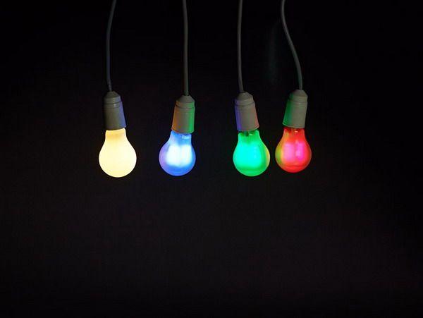 Home Lighting Decoration Colored Light Bulbs | Colour, light and ...:Home Lighting Decoration Colored Light Bulbs,Lighting