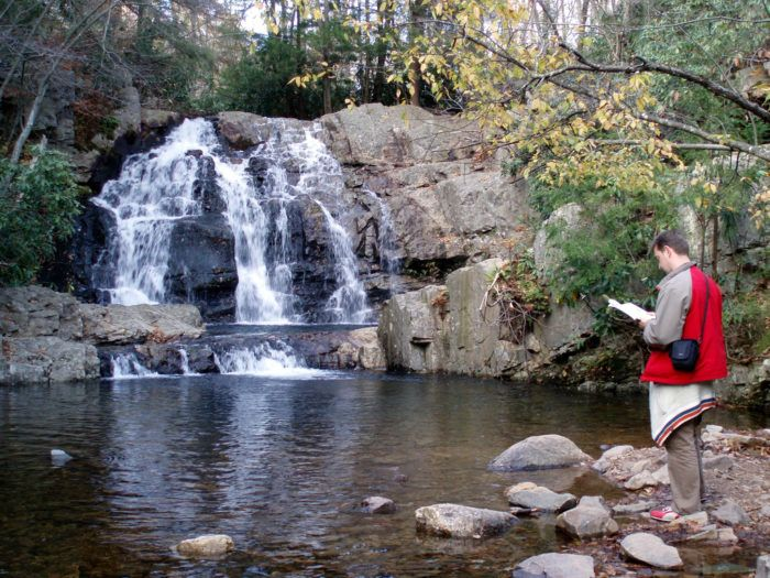 6 Waterfall Swimming Holes In Pennsylvania That Will Make Your