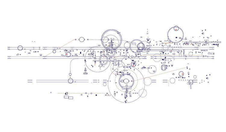 Artist draws the blueprints for music space and architecture artist draws the blueprints for music space and architecture itself the blueprintbusiness designbendingart techniquesarchitecture malvernweather Choice Image