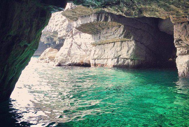 Cave Diving, Amalfi Coast, Amalfi