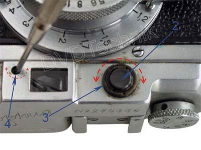 English Manual For Repair Zorki Fed Leica Camera Leica Camera Leica Camera