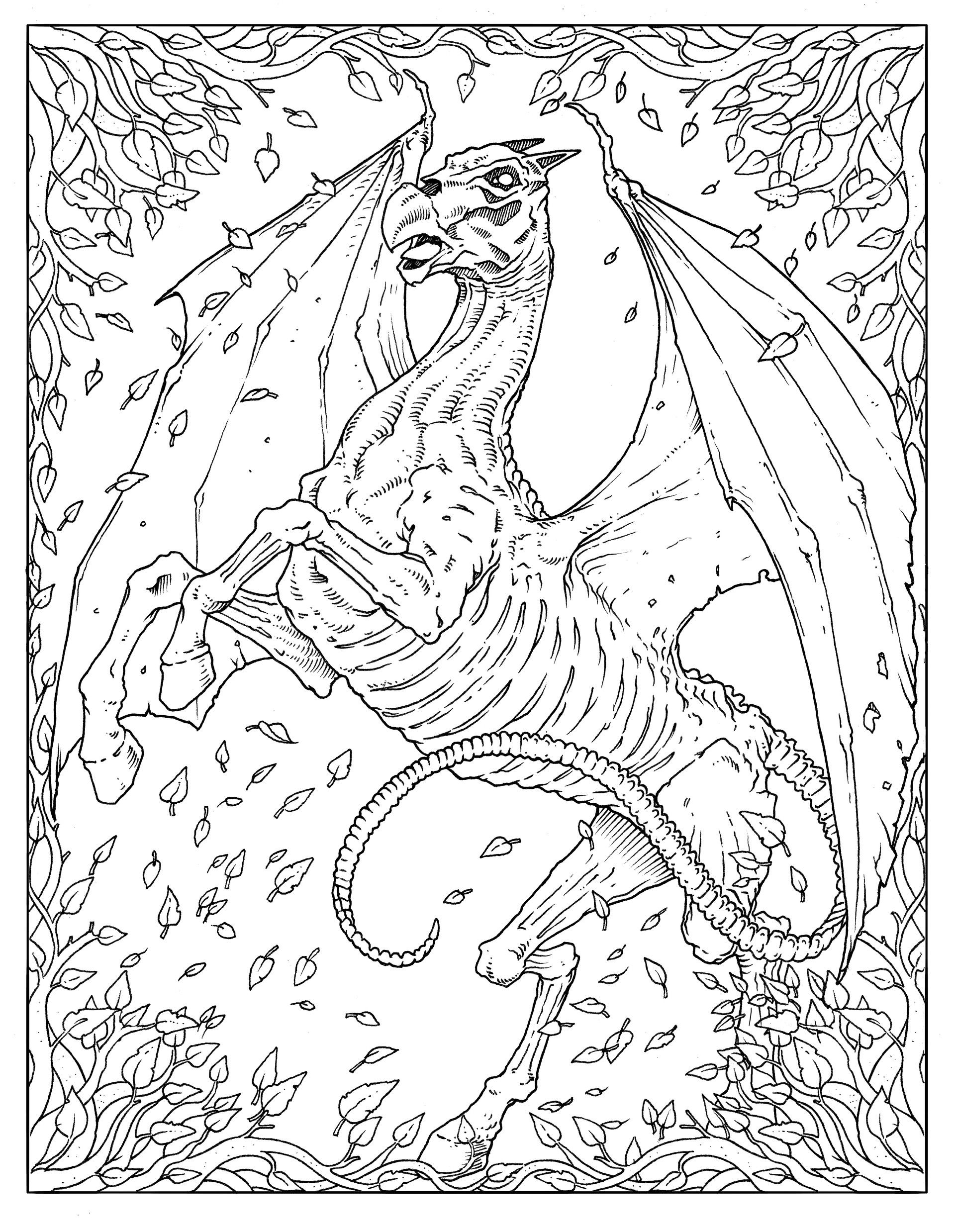 Image Result For Thestral Lineart With Images