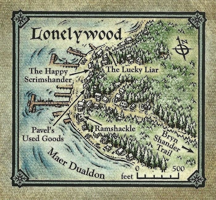 Icewind Dale Lonelywood Maps Pinterest Fantasy map RPG and