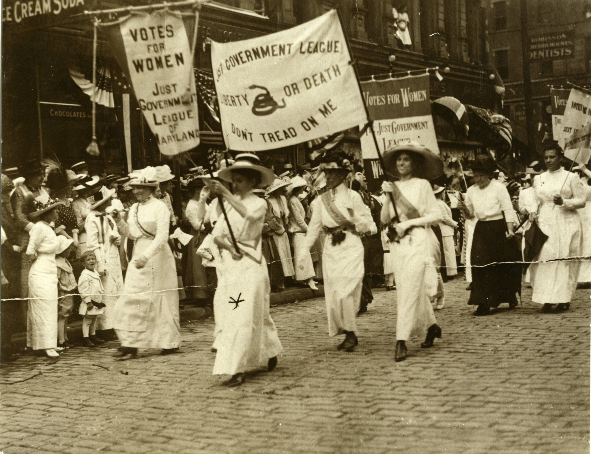 Md state archives on with images women in history