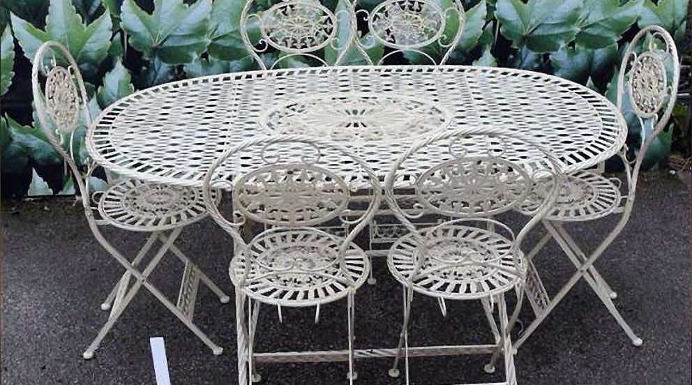 Table Jardin Fer Forge Fusionblox Brillant De En Forga C Occasion Table Jardin Ferge Sign Salon De Mosaique En 2020 Chaise Salon De Jardin