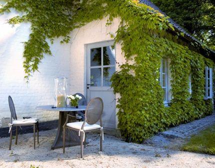 Esprit maison de campagne Vertical garden design, Country houses