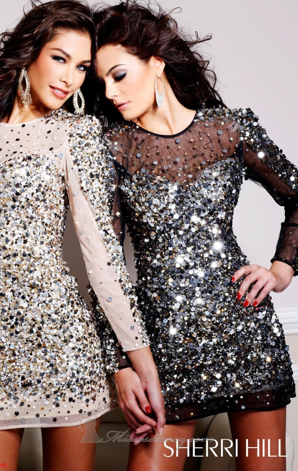 Love the one on the right  New years eve dresses, Beautiful