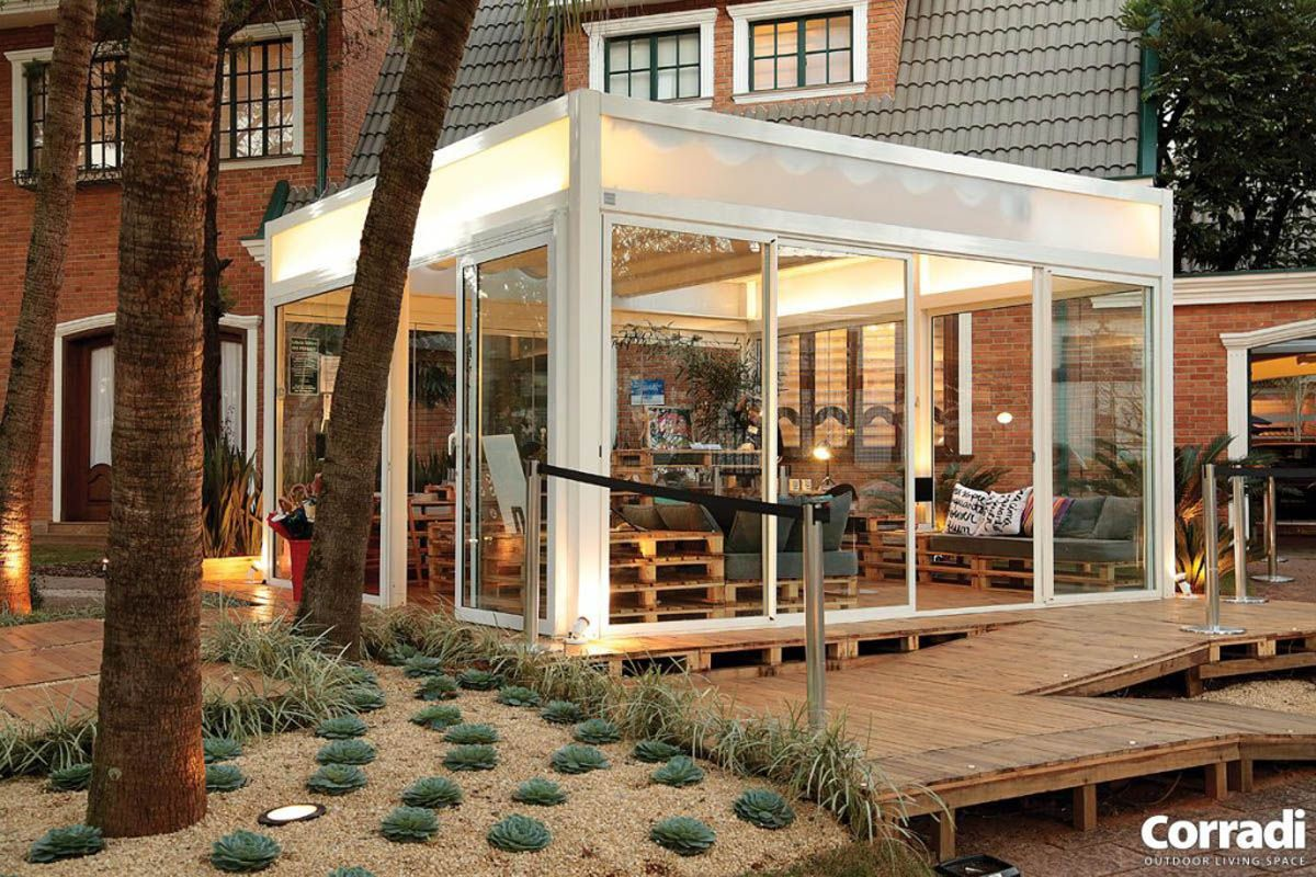 Corradi Outdoor Living Spaces - To create an entirely new ... on Corradi Living Space  id=64861