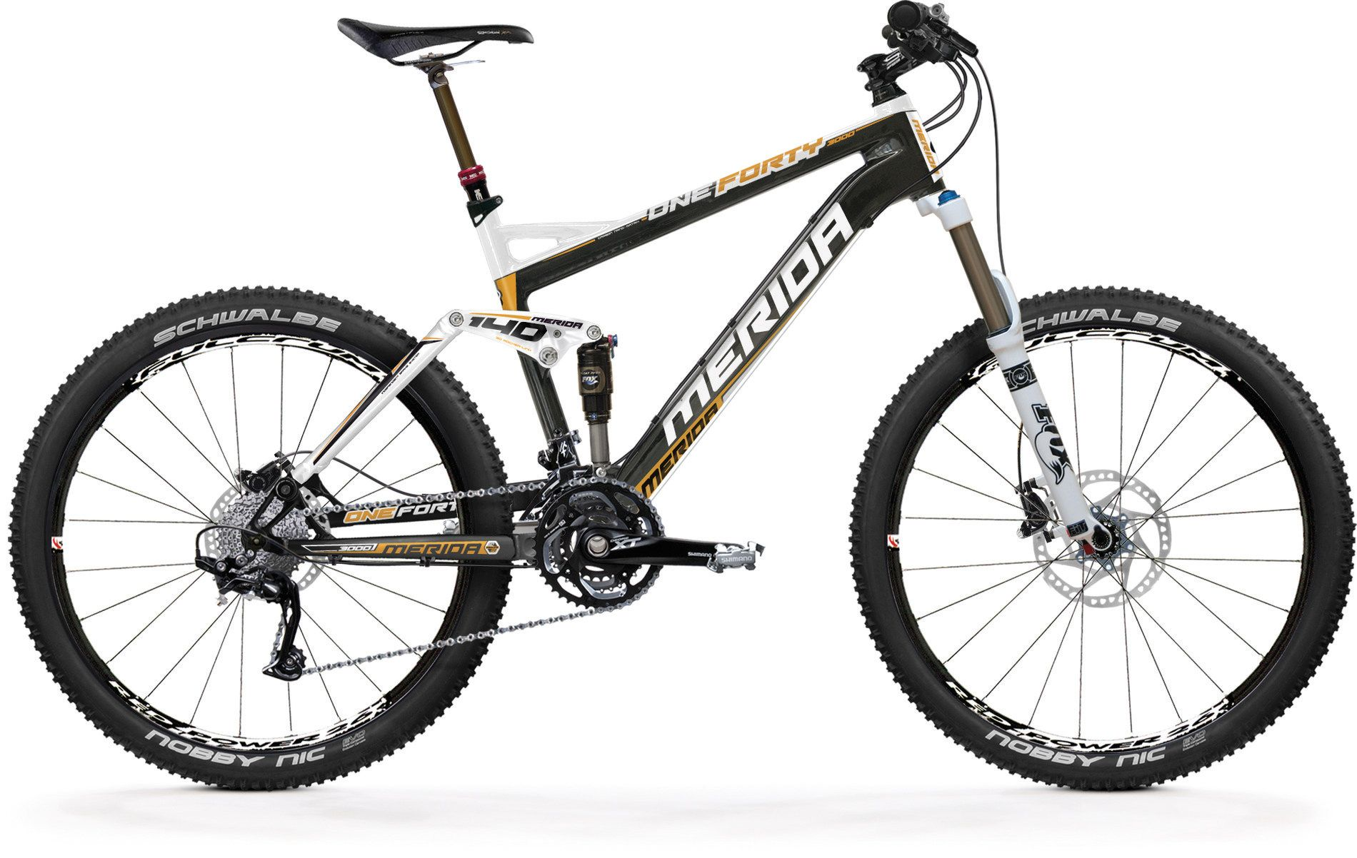 All Mountain Bike Merida One Forty Carbon 3000 D 2013