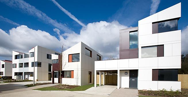 Oxley Woods Wins Housing Design Award