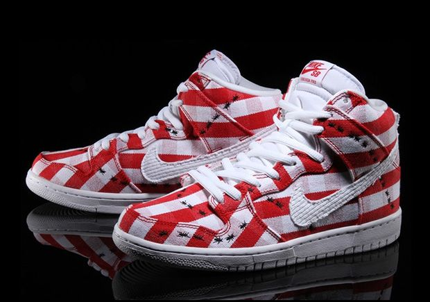 """best service e3d0b 2fd67 sneakers news Pesky Ants Take Over The Nike SB Dunk High """"Picnic"""""""