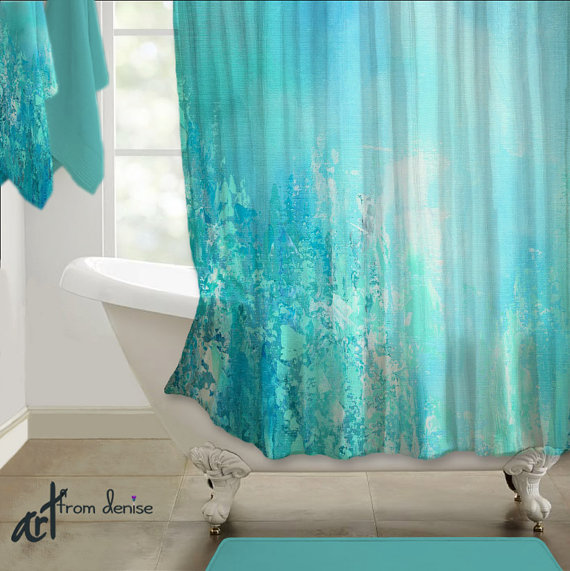 Guest Bathroom Ideas Decor Shower Curtains
