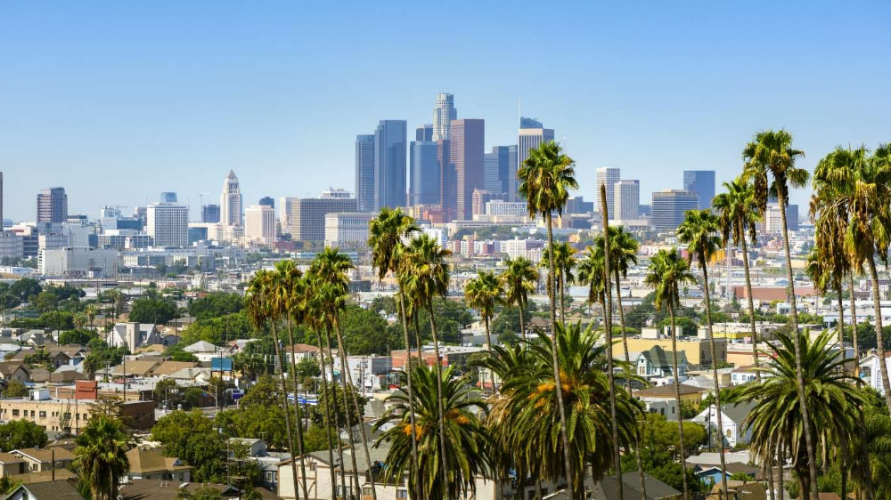 LosAngeles, #California - cities with the best #weather