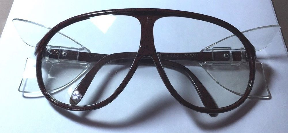 Bouton panalite 8300 z87 safety glasses top side panels