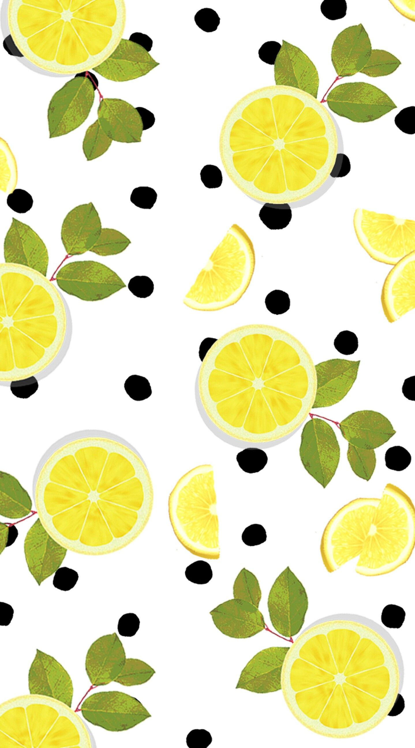 Pin by pang wi on cute Fruit wallpaper, Bright wallpaper