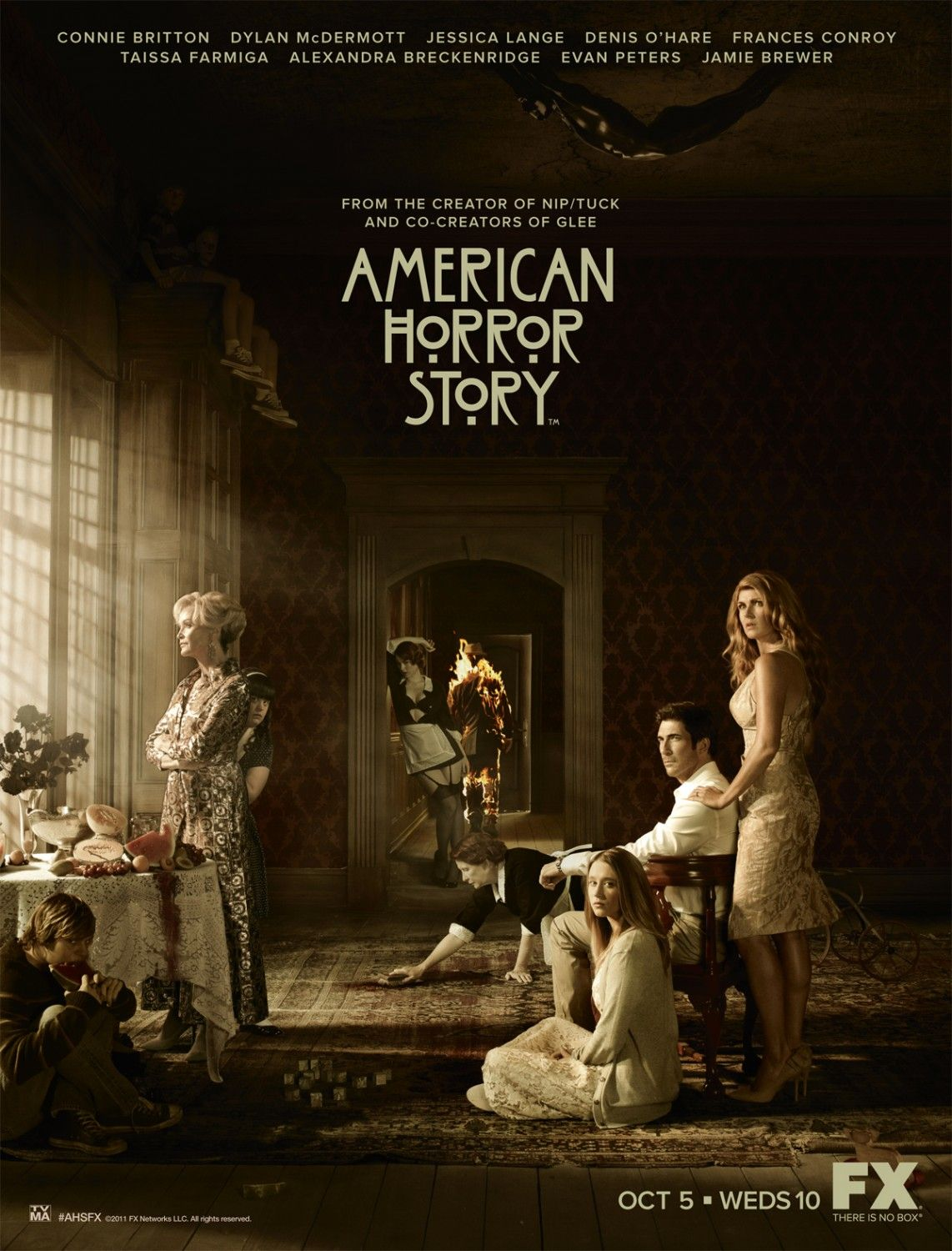 American Horror Story Season 2 Scoop Ryan Murphy Teases Which
