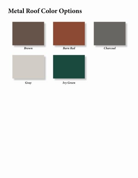 Best Metal Roof Abc Metal Roof Colors Metal Roof Colors 400 x 300
