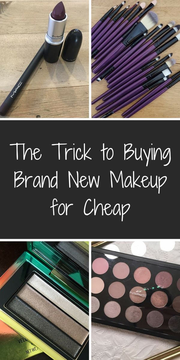 Sale Happening Now! Shop brand new make up, from top name