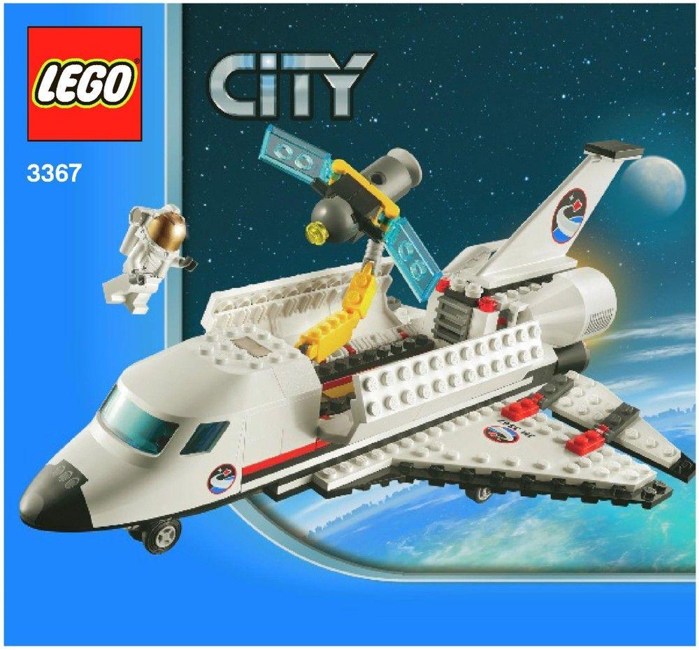 lego space shuttle moc instructions - photo #47
