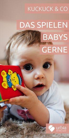 Babyspiele Was Babys Gerne Spielen Spielen Mit Babys