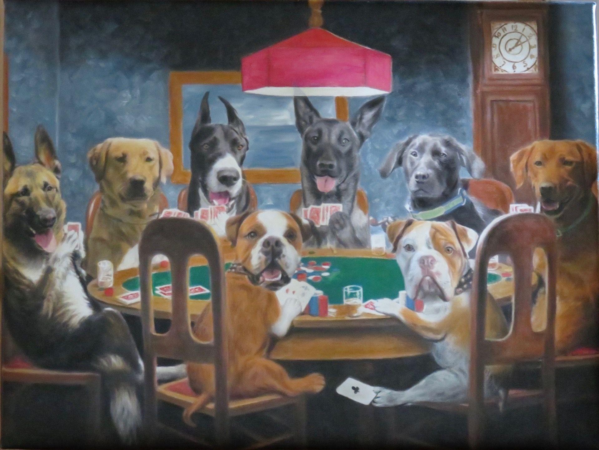 Huge Custom Pet Paintings Custom Pet Painting Painting Animal Paintings