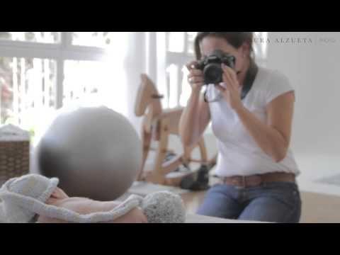 Fotografia de bebês, recém-nascidos e gestantes Laura Alzueta Photo - YouTube