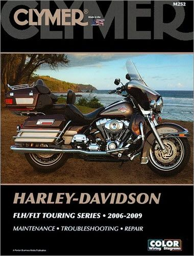 2006 2009 Harley Davidson Flh Flt Touring Series Manual Clymer Free Online Shipping Covering Many Models Electra Glide Screamin Eagle Road King Road Clymer Harley Davidson Touring