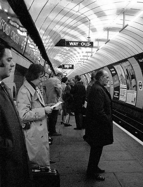 Oxford Circus Central Line