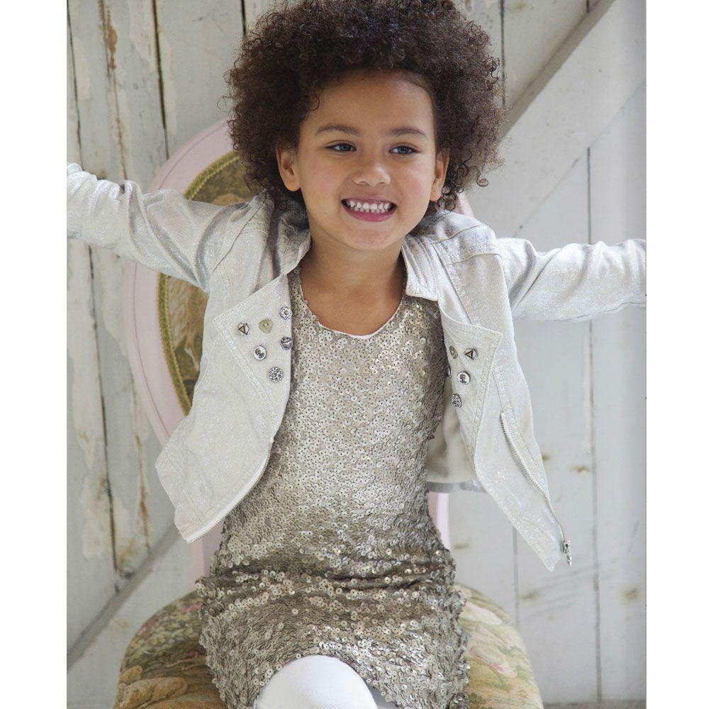 Carbone Kinderkleding.Carbone Jurk Olliewood Online Kinderkleding En Babykleding