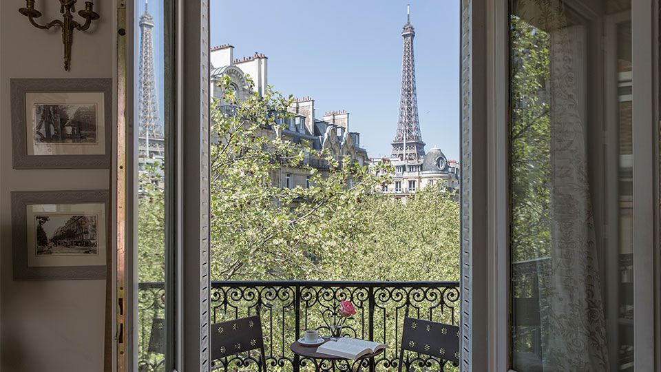Designer Three Bedroom Paris Holiday Apartment Near The Eiffel Tower Perfect
