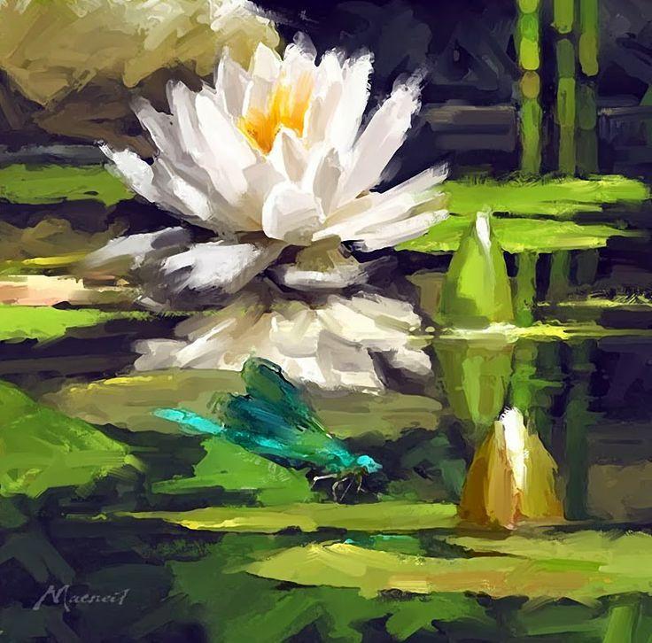 Resultado de imagen para Que pintor famoso tiene unas pinturas con ...