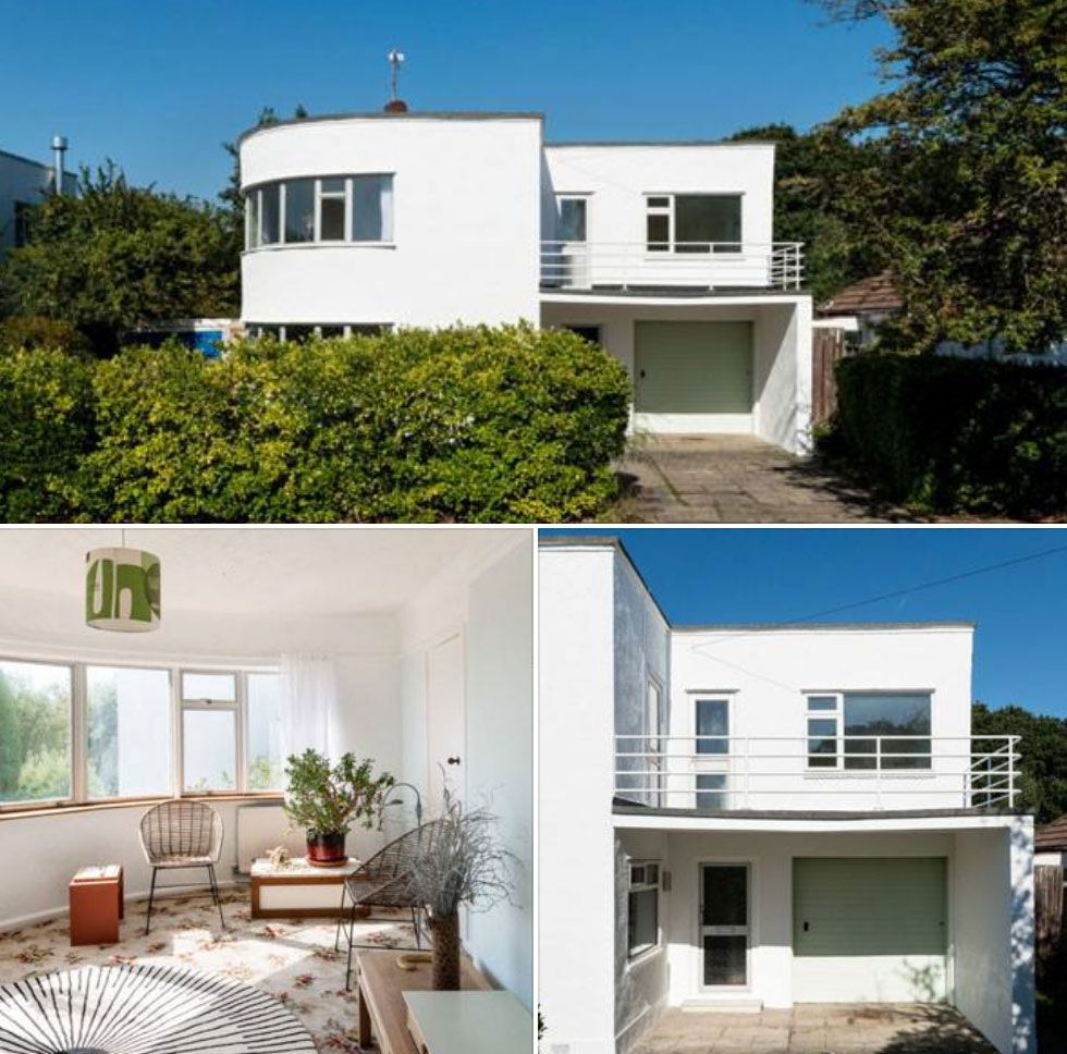 It was up last year but this  oliver hill art deco property in frinton on sea essex is now back the market with  new agent and set of also cob rh pinterest