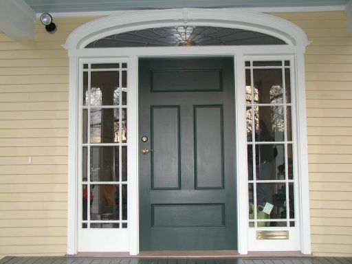 Yellow House Front Door Colors | Front Door Paint Colors   The Best Front  Door Paint Colors .