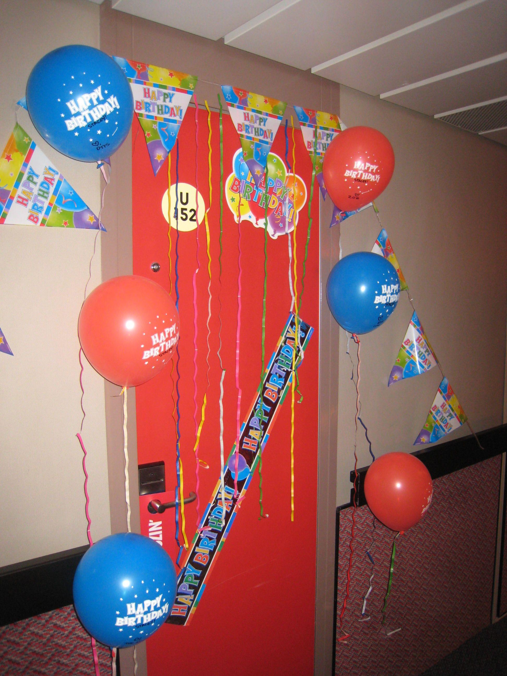 Birthday Bedroom Door Decorations Novocom Top