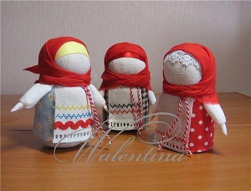 Куклы зерновушки своими руками