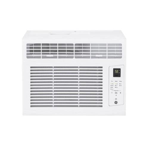 Shop Ge 250 Sq Ft Window Air Conditioner 115 Volt 6000 Btu In