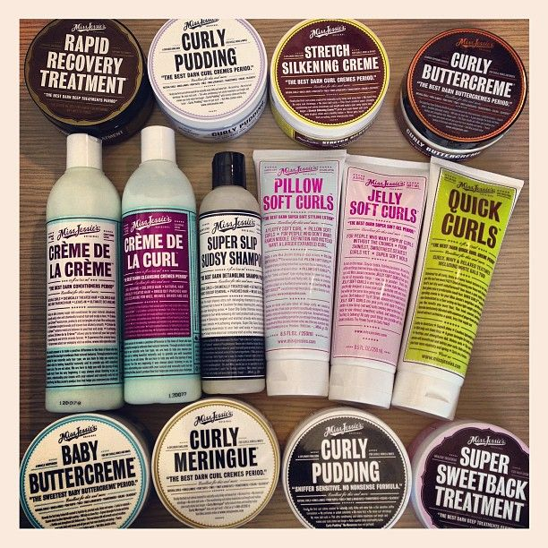 We Love Miss Jessie S Range Of Hair Care Products For Curly Hair