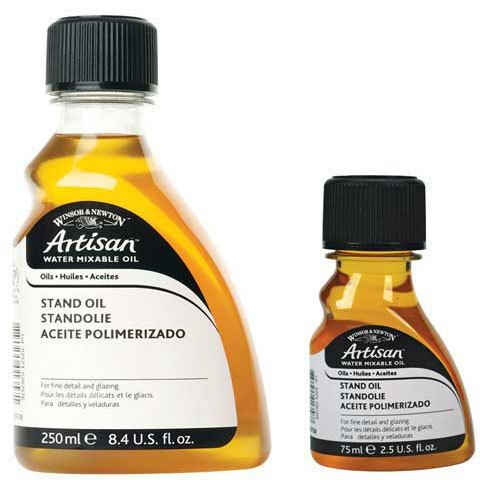 Winsor & Newton - Artisan Water Mixable Stand Oil - 250ml WN3239728